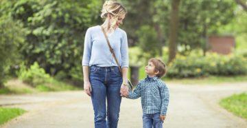 Как воспитывать сына без отца