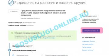 Как зополнять заявление на получение лицензии оооп госуслуги